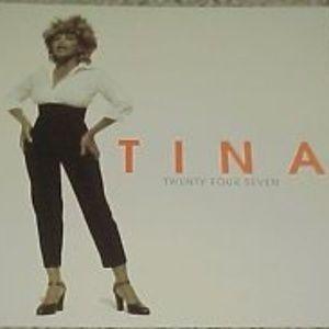 Tina Turner 24-7 New 2000 Promo Display Flat
